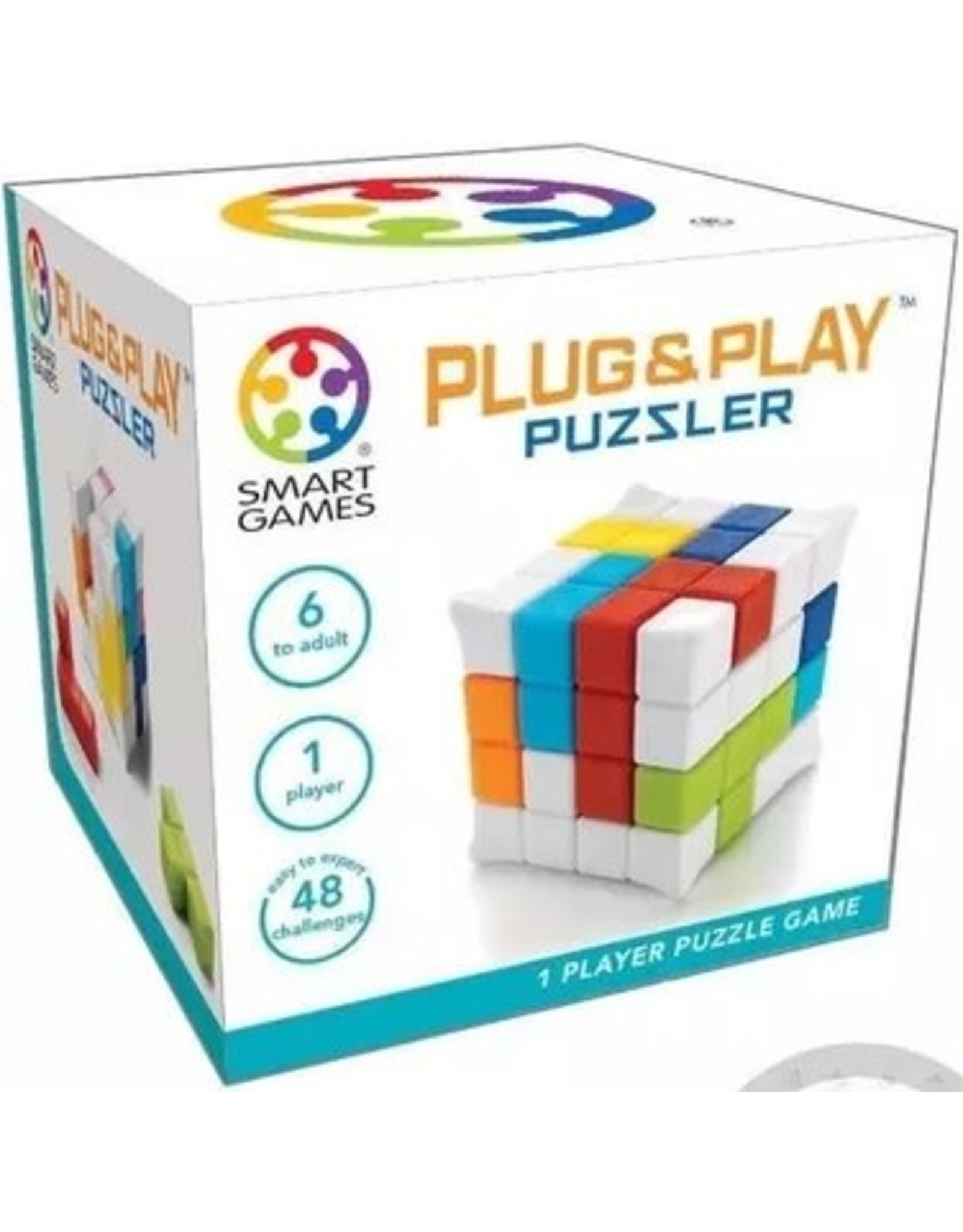 Smart Smart Games Puzzler Plug & Play
