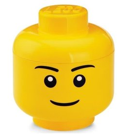"Lego Lego Storage Head L ""Boy"""