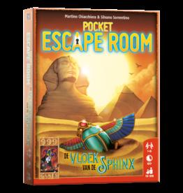 999 Games Pocket Escape Room: De Vloek van de Sphinx