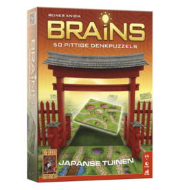 999 Games Brains: De Japanse Tuinen