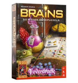 999 Games Brains: Toverdrank