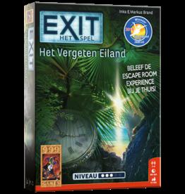 999 Games EXIT - Het Vergeten Eiland