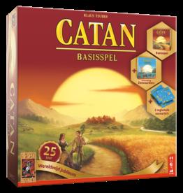 999 Games Catan 25 jaar Wereldwijd Jubileum