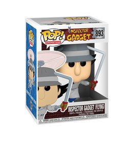 Funko Pop! Funko Pop! Animation nr893 Inspector Gadget Flying