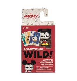 Funko Something Wild Card Game - Mickey and Friends - English