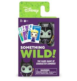 Funko Something Wild Card Game - Disney Villains - English