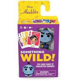 Funko Something Wild Card Game - Aladdin - English