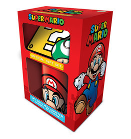 "Gift Set Super Mario ""Mario"""