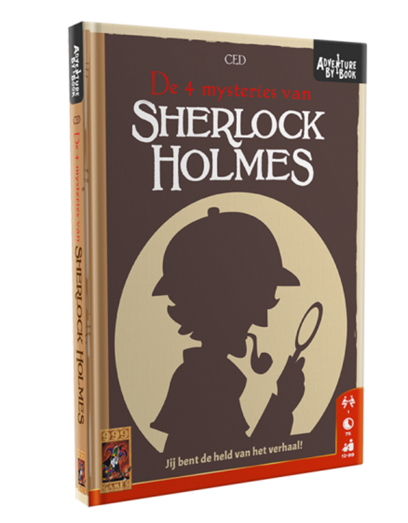 999 Games Adventure by Book: Sherlock Holmes