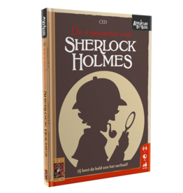 999 Games Adventure by Book: Sherlock Holmes