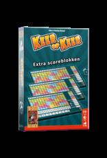 999 Games Keer op Keer Scoreblokken Level 1
