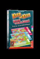 999 Games Keer op Keer Scoreblokken Level 5/6/7