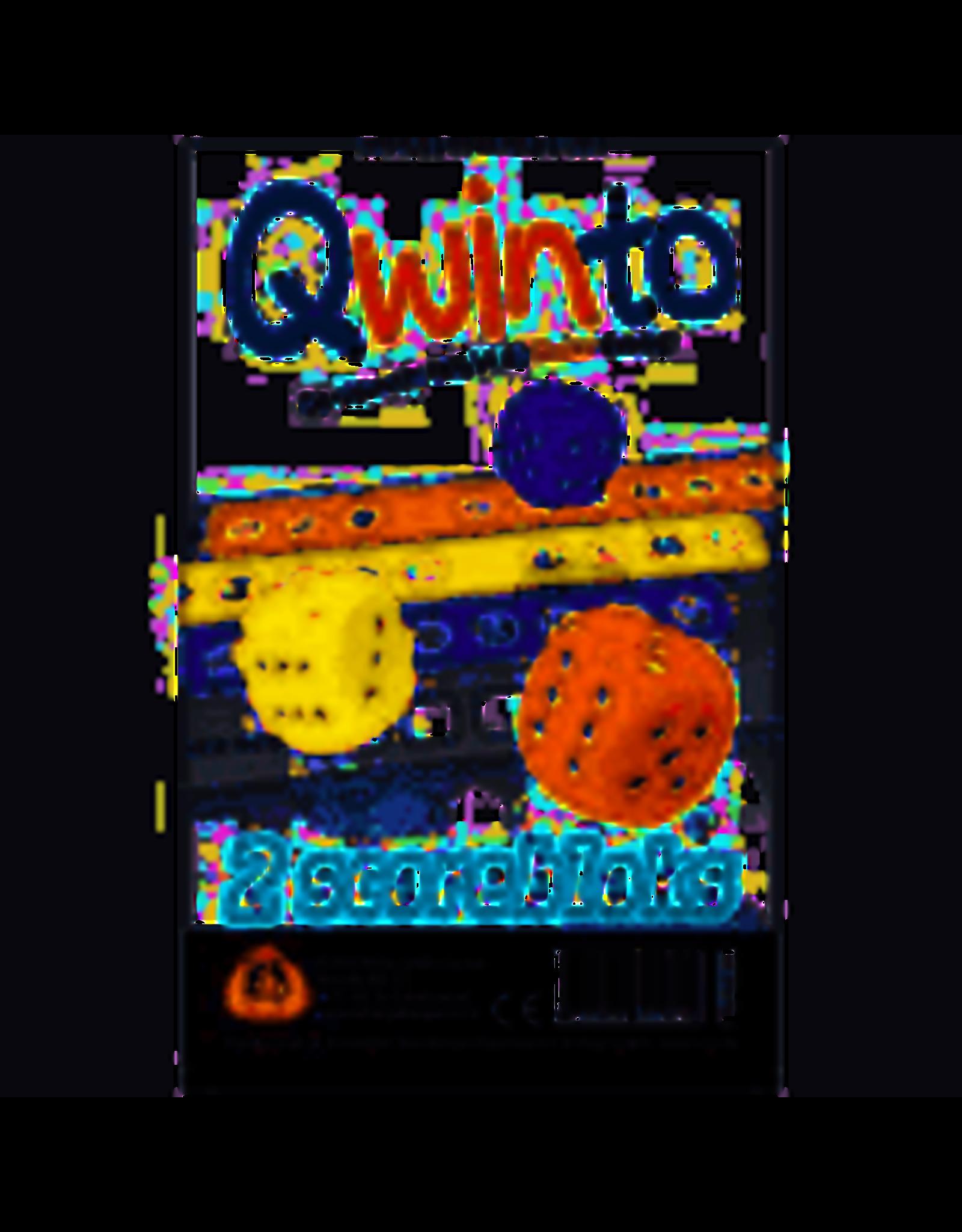 Qwinto Scoreblokken