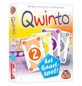 Qwinto - Het Kaartspel