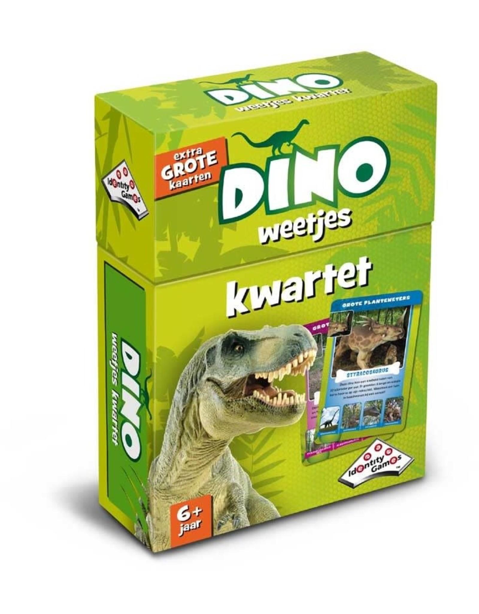 "Weetjes Kwartet ""Dino"""