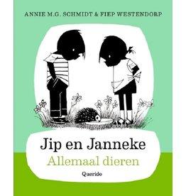 Annie M.G. Schmidt Jip en Janneke - Allemaal Dieren