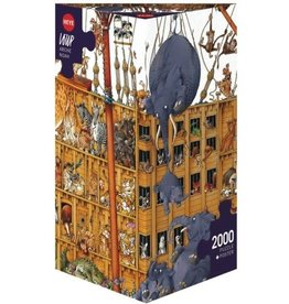 "Heye Puzzel + Poster ""Arche Noah"" 2000 stukjes"