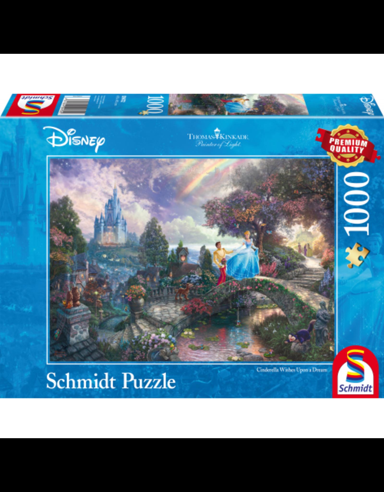 """Schmidt Disney Puzzel """"Cinderella"""""""