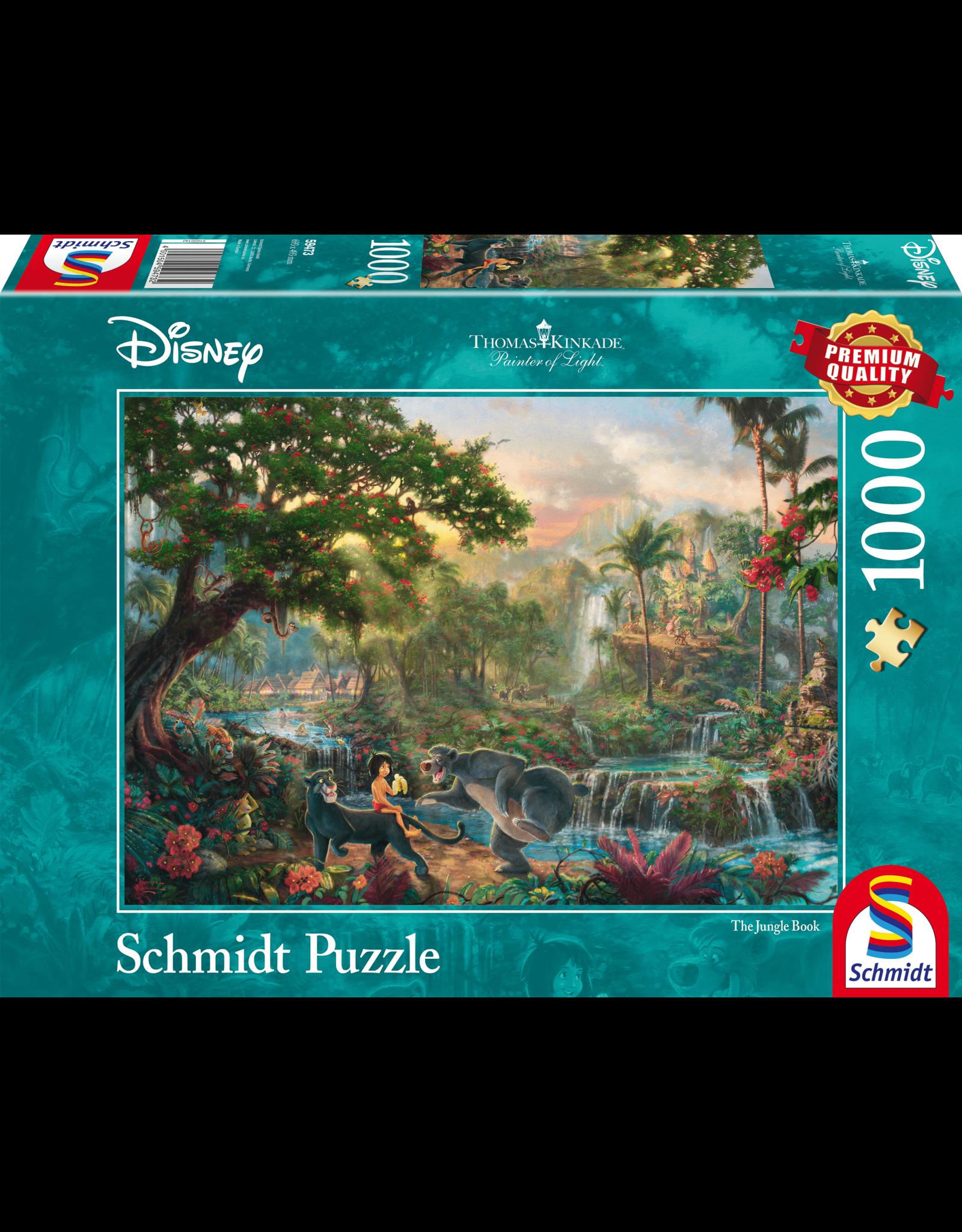 "Schmidt Disney Puzzel ""The Jungle Book"""