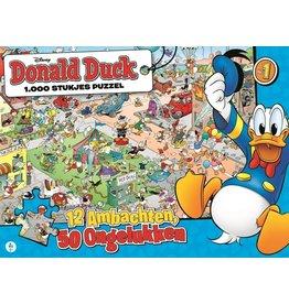 """Donald Duck """"12 Ambachten 50 Ongelukken"""""""