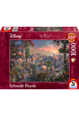 """Schmidt Disney Puzzel """"Lady and the Tramp"""""""