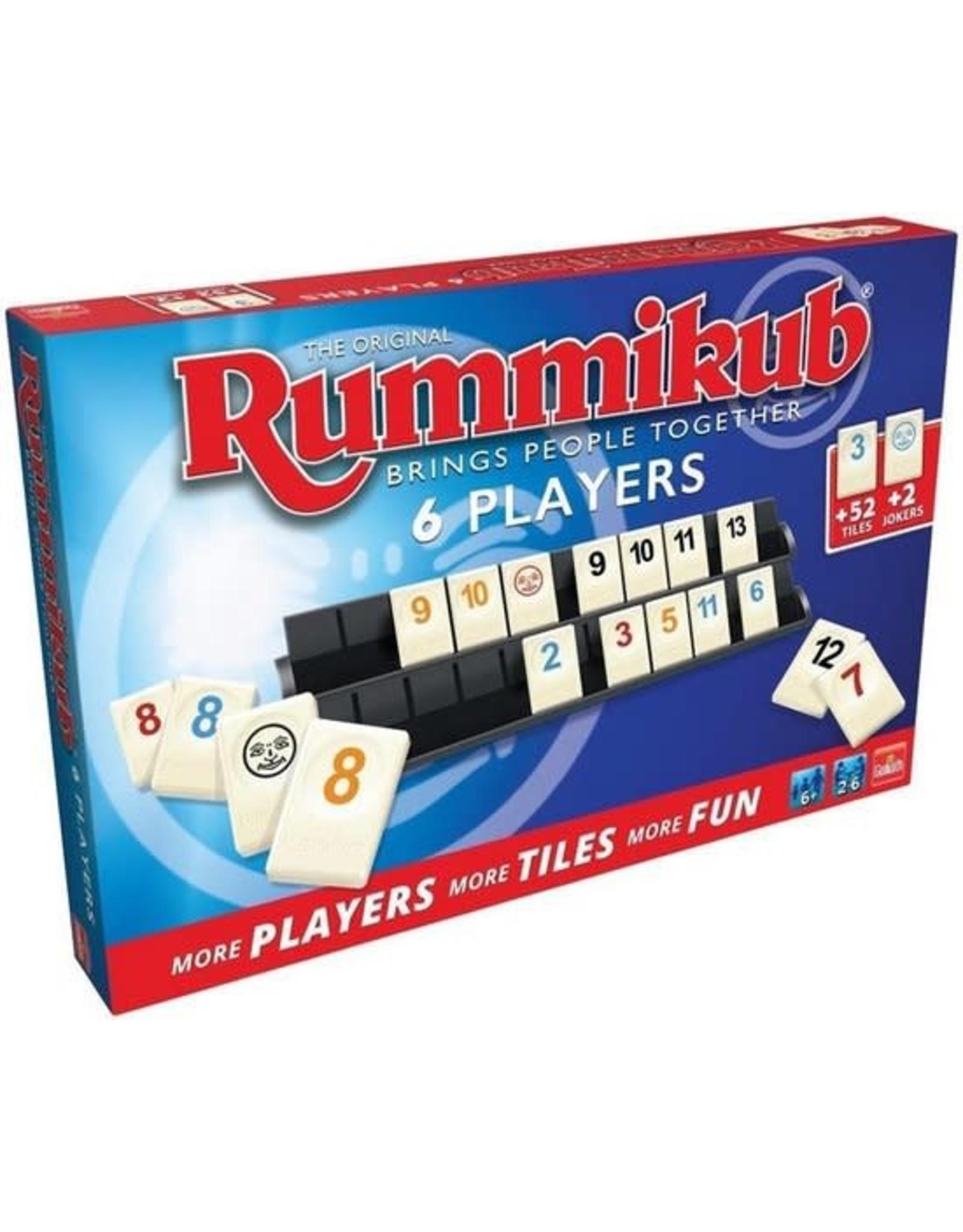 Goliath Rummikub XP 6 Players