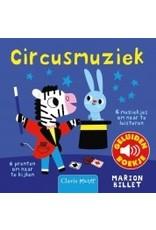 """Geluidenboekje """"Circusmuziek"""""""