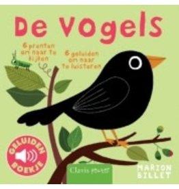 """Geluidenboekje """"De Vogels"""""""