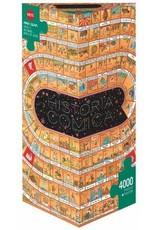 "Heye Puzzel + Poster ""Historica Comica"" 4000 stukjes"