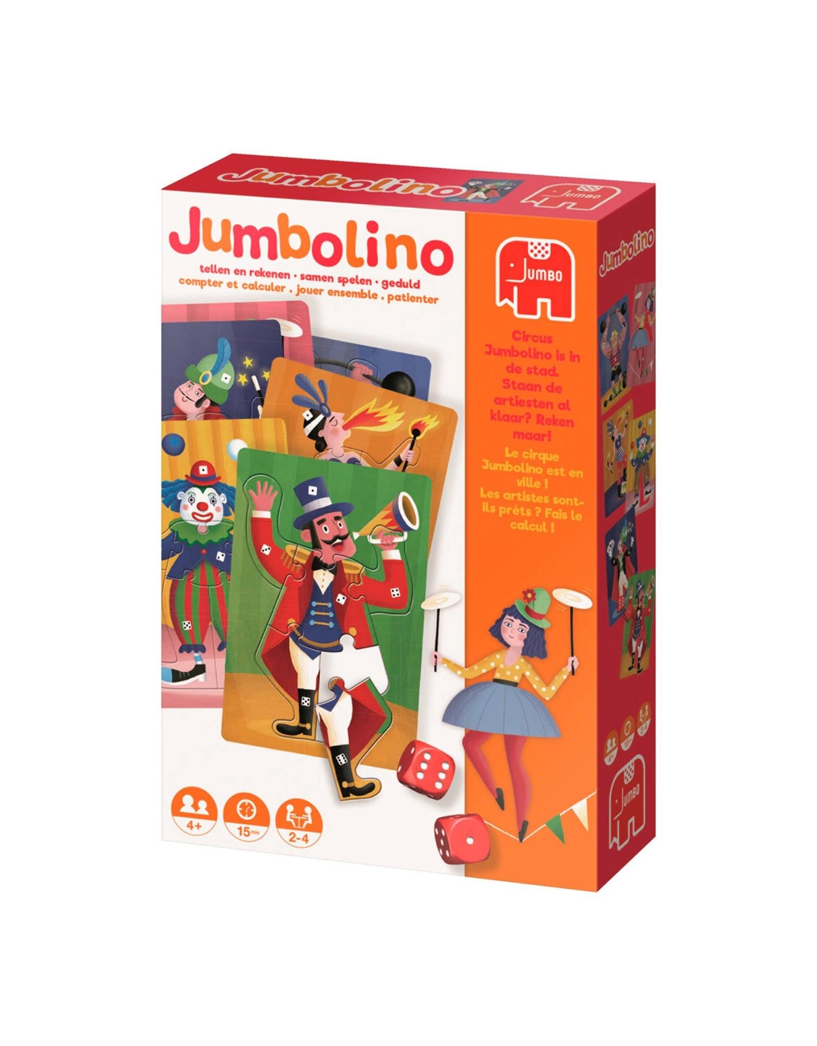 Jumbo Jumbolino 4+