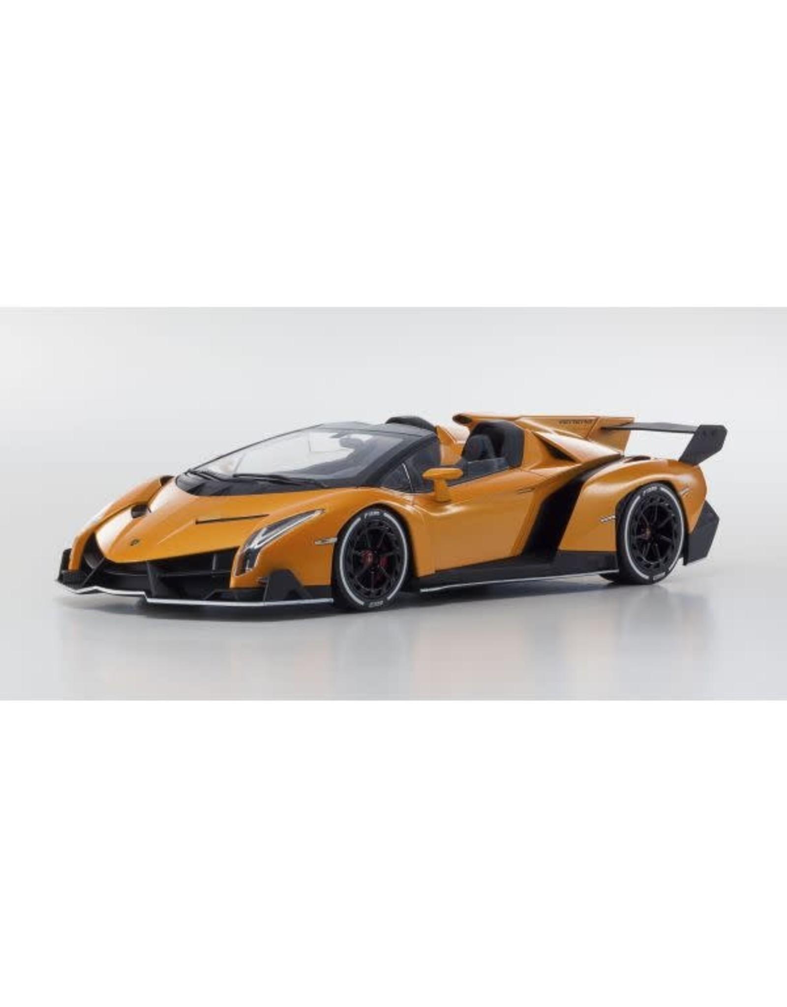 Kyosho 1:18 Lamborghini Veneno Roadster Orange