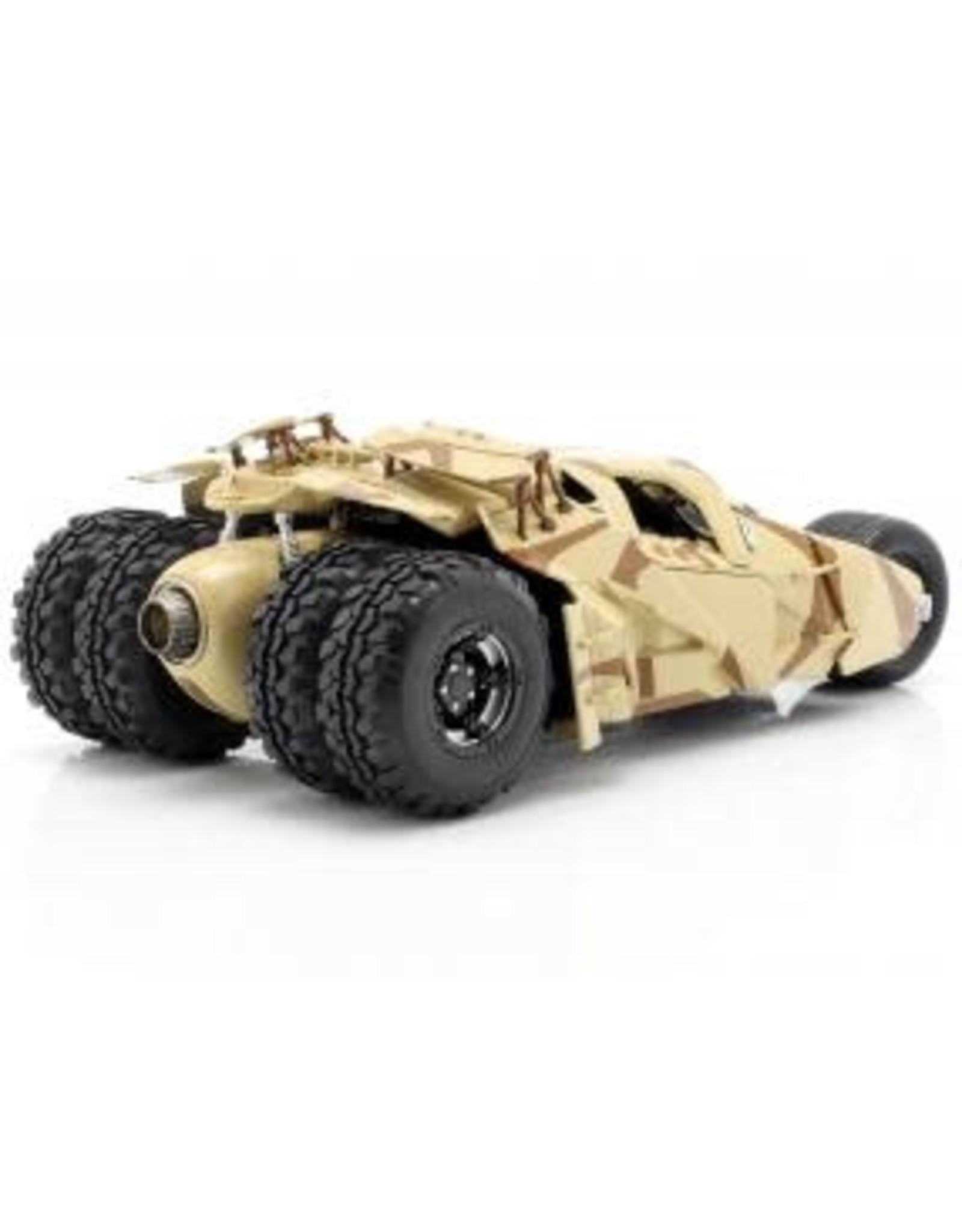 HotWheels Hotwheels 1:18 Camouflage Tumbler Batmobile