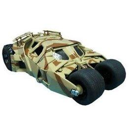HotWheels Camouflage Tumbler Batmobile