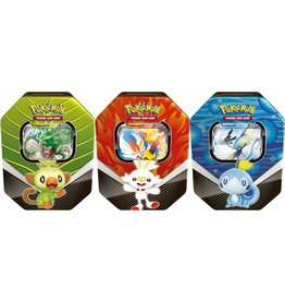 Pokemon Pokemon Tin V from Galar!
