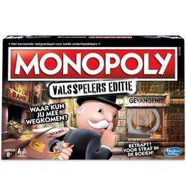 Hasbro Monopoly Valsspelers Editie