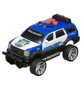 Nikko Road Rippers Rush & Rescue Politie SUV