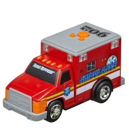 Nikko Road Rippers Rush & Rescue Ambulance