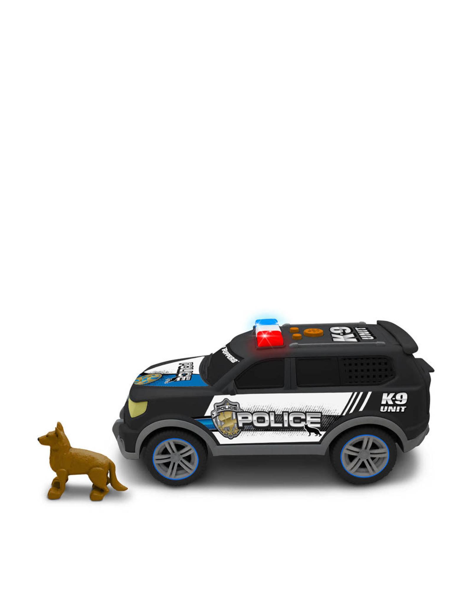 Nikko Road Rippers Nikko City Politie SUV met Hond