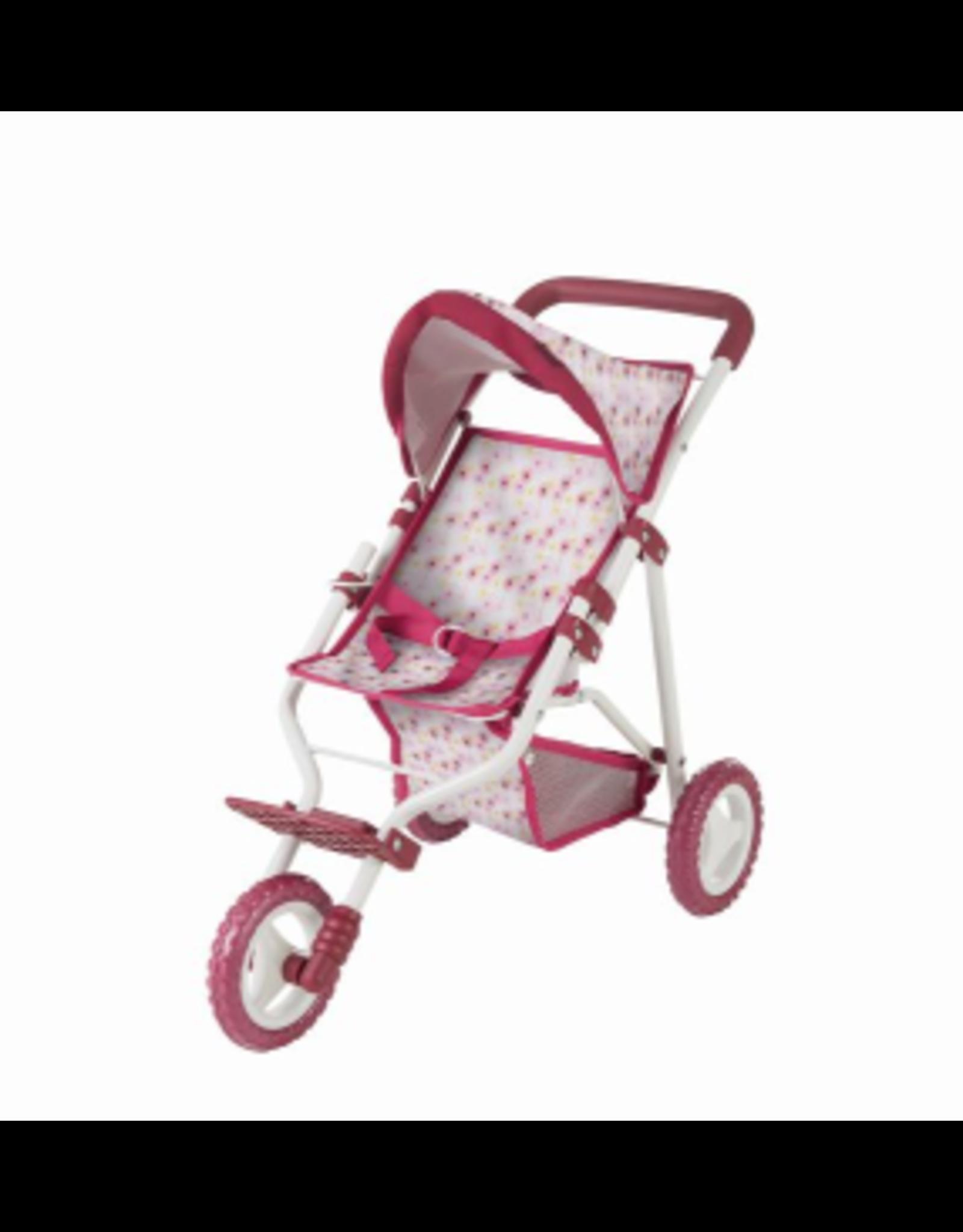 Götz 3 Wheel Buggy Pink