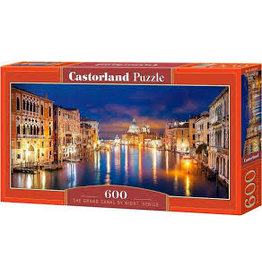 "Castorland Puzzel ""The Grand Canal by Night - Venice"""