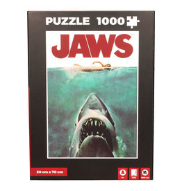"""Movie Poster Puzzel """"Jaws"""""""