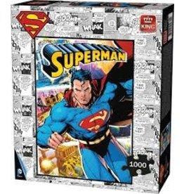 King DC Comics Superman Puzzel