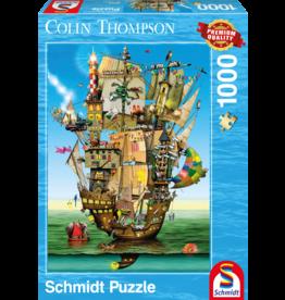 """Schmidt Schmidt Puzzle """"Noah's Ark"""""""