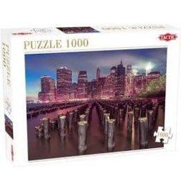 """TacTic Puzzel """"Skyscrapers in New York"""""""