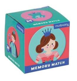 """Mudpuppy Memory Match """"Princess"""""""