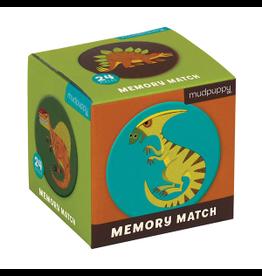 """Mudpuppy Memory Match """"Dinosaurs"""""""