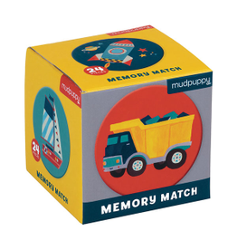 "Mudpuppy Memory Match ""Transportation"""