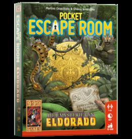 999 Games Pocket Escape Room: Het Mysterie van Eldorado