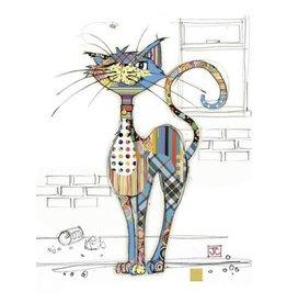 """BugArt Wenskaart """"Cola Cat"""""""