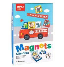 "APLI Magnets ""City Cars"""